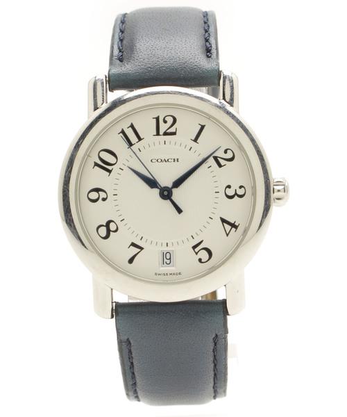 454cfd538b72 ブランド古着】腕時計(腕時計)|COACH(コーチ)のファッション通販 ...