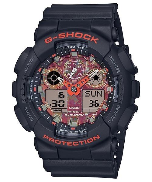 売上実績NO.1 G-SHOCK Gショック/ GA-100TAL-1AJR GA-100TAL-1AJR// CASIO Gショック 腕時計(腕時計) CHARI&CO(チャリアンドコー)のファッション通販, JIMKEN TAC:40d17650 --- fahrservice-fischer.de
