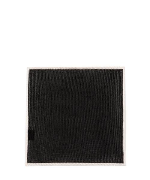 テクスチャード ポケットチーフ【104652 CHIEF】