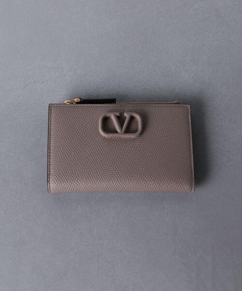 <VALENTINO(ヴァレンティノ)>V LOGO コイン/カードケース ■■■