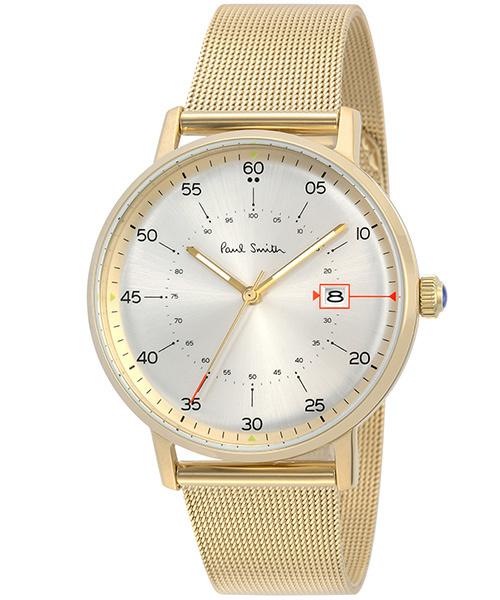 b72f687692 Paul Smith(ポールスミス)のPaul Smith ポールスミス GAUGE 腕時計 P10075 メンズ(