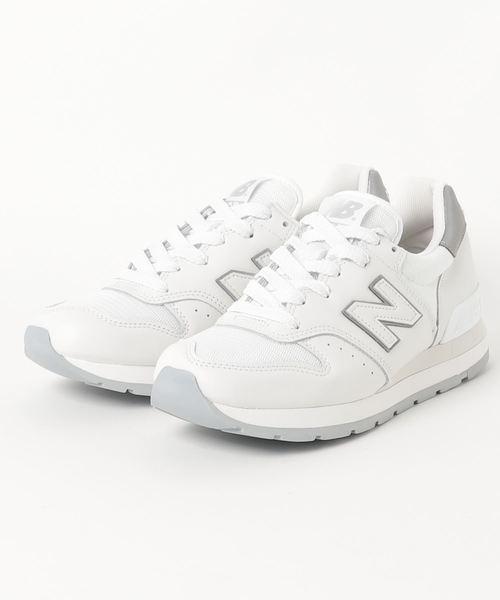 New Balance M995CO (WHITE)
