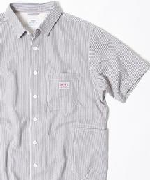 SMITH別注半袖ワークシャツ18SS