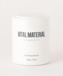 <VITAL MATERIAL>アロマハーブバスソルト AQUA BRILLE(アクアシャイン)