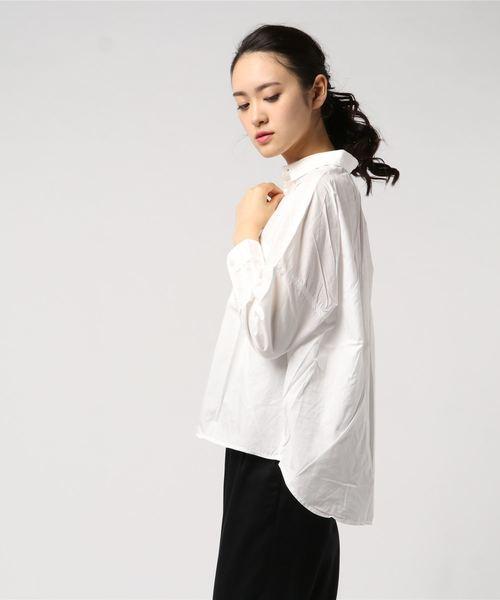 D.M.G/ディーエムジー ワイドシャツ 16-499