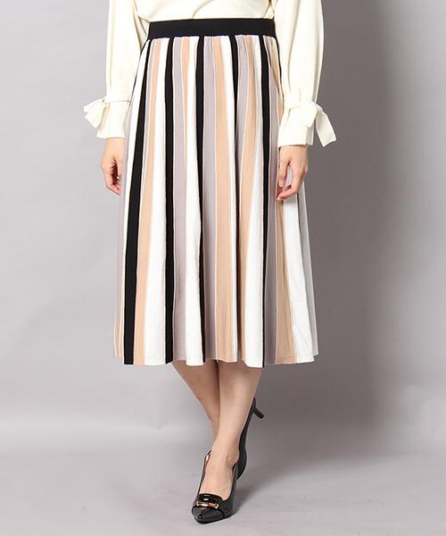 値引きする 【セール】カラープリーツニットスカート(スカート)|Rose Tiara(ローズティアラ)のファッション通販, 伊王島町:1448ff36 --- fahrservice-fischer.de