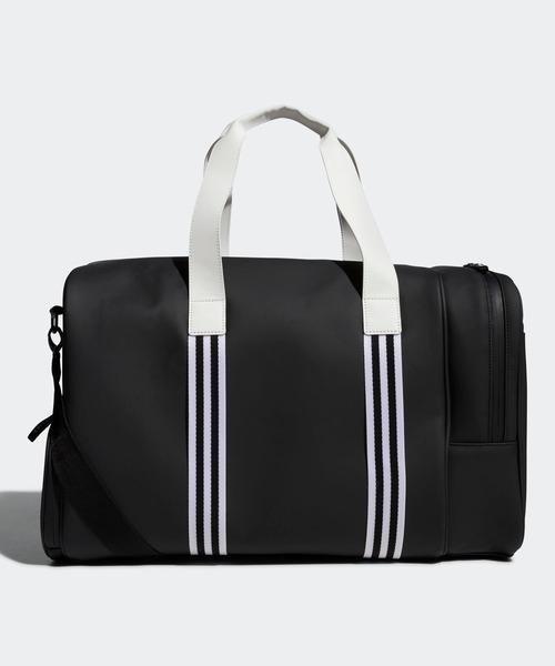 ウィメンズ スリーストライプボストンバッグ 【adidas Golf/アディダスゴルフ】/ Women's Duffel Bag