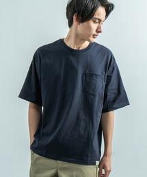 Rocky Monroe(ロッキーモンロー)のビッグシルエット抗菌防臭素材Tシャツ(Tシャツ/カットソー)