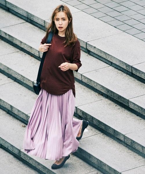 日本最級 Demi-Luxe Demi-Luxe BEAMS/ BEAMS サテン プリーツスカート(スカート)/|Demi-Luxe BEAMS(デミルクス ビームス)のファッション通販, ヨシトミマチ:50bfe6dc --- affiliatehacking.eu.org