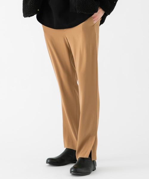 2019春の新作 【CULLNI】別注スリットイージーパンツ(パンツ)|CULLNI(クルニ)のファッション通販, ファルマ シンシア:f16582da --- ulasuga-guggen.de
