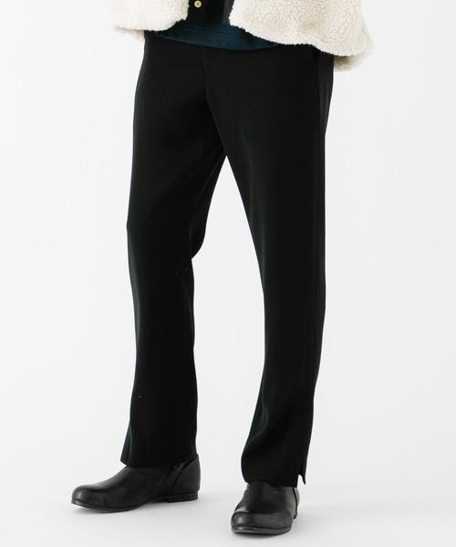 最安 【CULLNI】別注スリットイージーパンツ(パンツ)|CULLNI(クルニ)のファッション通販, オーディオ渡辺:fe50313a --- 5613dcaibao.eu.org