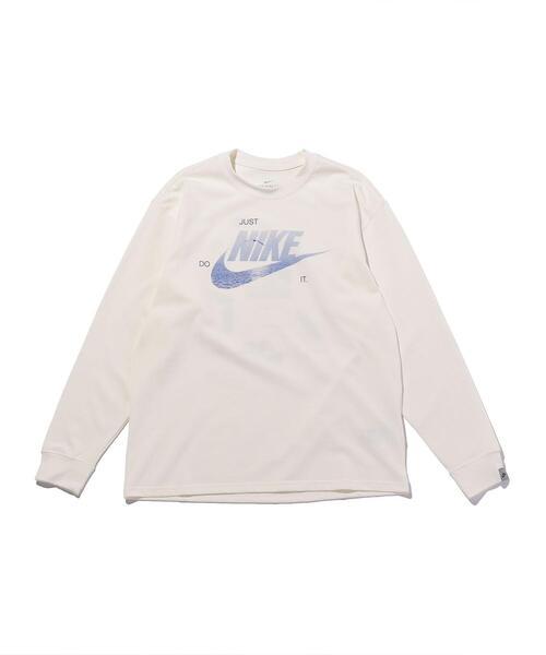 <NIKE> NSW MOVE TO ZERO LS/Tシャツ
