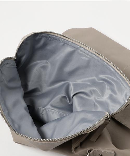 leather shoulder bag(knot yacht/ノットヨット)