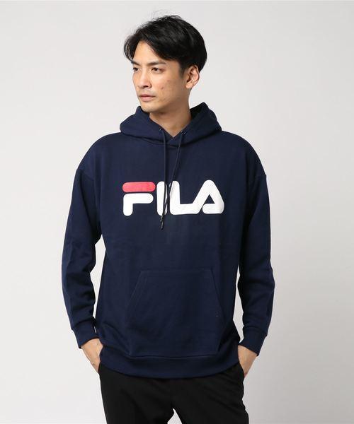 FILA Pullover Food (NAVY)