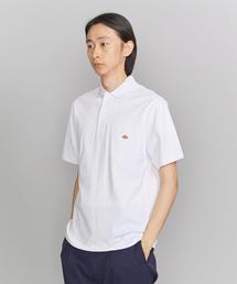<DANTON> LOGO PL/ポロシャツ