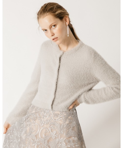 売上実績NO.1 フェザーヤーンニットカーディガン(ニット/セーター)|CELFORD(セルフォード)のファッション通販, 朽木村:d8166ce1 --- wm2018-infos.de