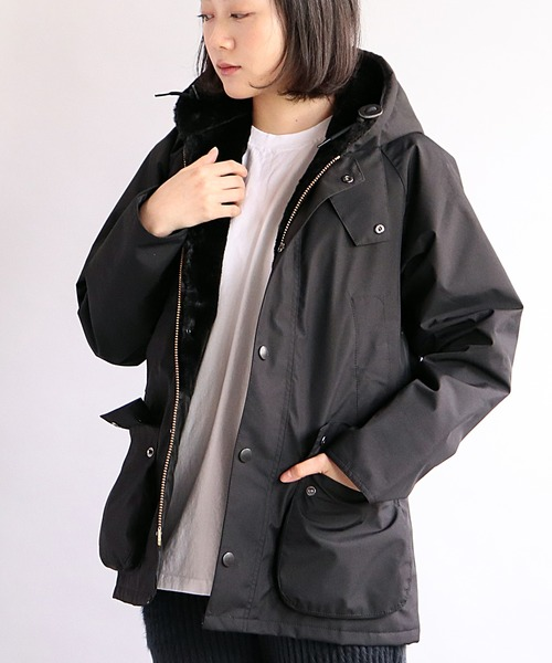 【BABOUR/バブアー】HOODED SL BEDALE MCA0439
