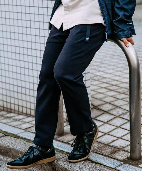 別注 [ グラミチ ] SC GRAMICCI  ポリ/ウラ フリース テーパード パンツ #