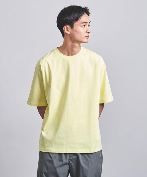 <UNITED ARROWS> ドライ/コットン Tシャツ