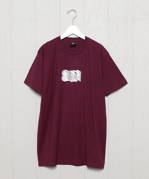 <am>WIRE FRAME AM LOGO T-SHIRT/Tシャツ.