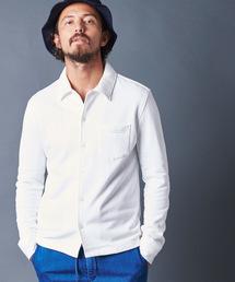 Magine(マージン)のANTIQUE URAKE BASIC CUT SHIRTS:アンティークウラケベーシックカットシャツ(シャツ/ブラウス)