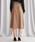 STUDIOUS(ステュディオス)の「【STUDIOUS】マルチプリーツミックススカート(スカート)」|詳細画像