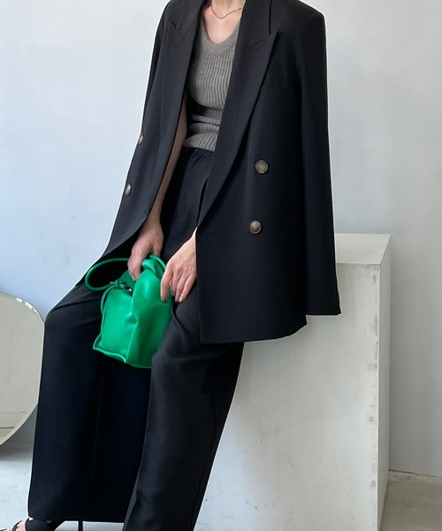 【chuclla】Double tailored set up jacket sb-1 chw1364