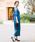 kana(カナ)の「レース切替ワイドパンツドレス(ドレス)」|詳細画像