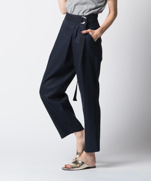 【予約販売】本 【セール】Pachira lap pants pants// パキララップパンツ(パンツ) LAYMEE(レイミー)のファッション通販, 那賀川町:5c51b904 --- skoda-tmn.ru