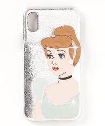Disney(ディズニー)のシンデレラ / スパークダイカット iPhoneケース X/XS対応(モバイルケース/カバー)