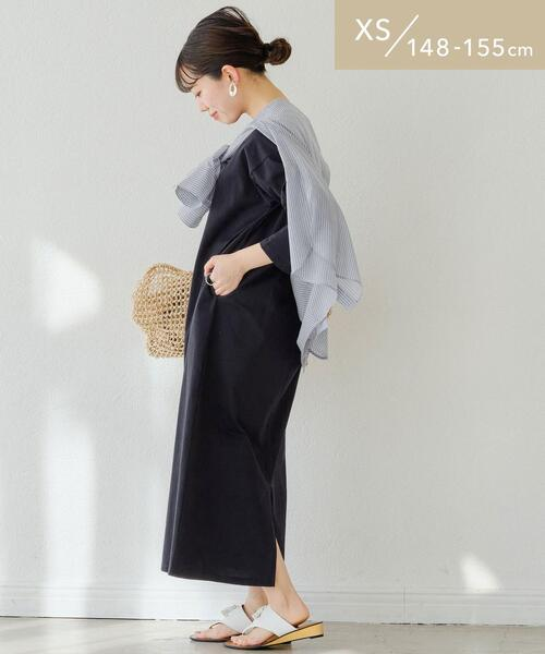 [ XS / H148-155cm ]★★SC カット マキシ ワンピース
