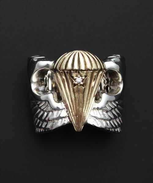 【超目玉】 N.S.H 1st GOLD RING 10K GOLD RING & 10K Silver925(リング) VANQUISH(ヴァンキッシュ)のファッション通販, ナオシマチョウ:d10b1b55 --- pyme.pe