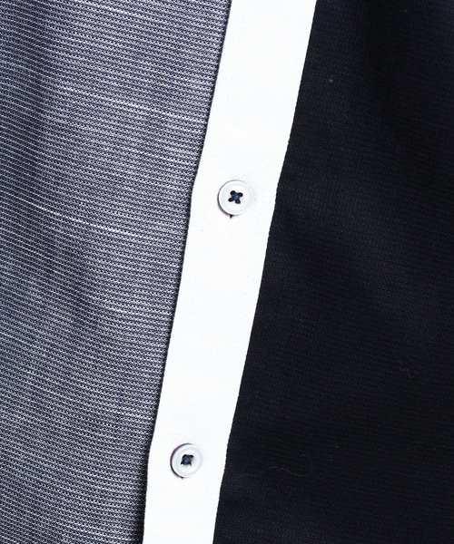 【抗菌防臭】かぜ織シャツ