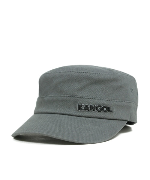 21a241b2a47133 KANGOL(カンゴール)のKANGOL COTTON TWILL ARMY CAP カンゴール ワークキャップ アーミー コットンツイル