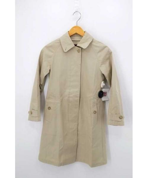 当店在庫してます! 【ブランド古着】ステンカラーコート(ステンカラーコート) Mackintosh(マッキントッシュ)のファッション通販 - USED, Chacott Online Shop:700da989 --- dpu.kalbarprov.go.id