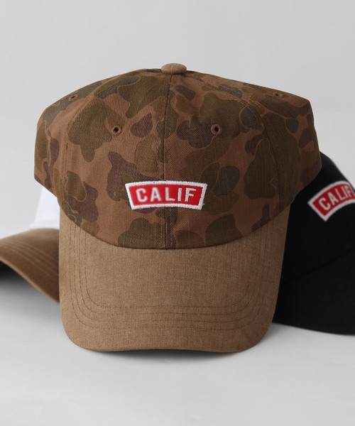 【Well-Tailored】LOW CAP CALIF