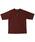 FAT(エフエイティー)の「I.D. Tee(Tシャツ/カットソー)」|ブラウン