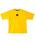 FAT(エフエイティー)の「I.D. Tee(Tシャツ/カットソー)」|イエロー