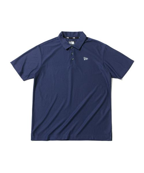 NEW ERA(ニューエラ)の「ニューエラ ゴルフ ポロシャツ HEX TECH NEW ERA GOLF(シャツ/ブラウス)」|ネイビー