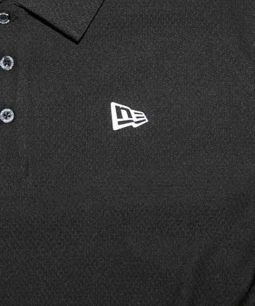 NEW ERA(ニューエラ)の「ニューエラ ゴルフ ポロシャツ HEX TECH NEW ERA GOLF(シャツ/ブラウス)」|詳細画像