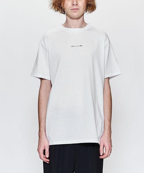 <1017 ALYX 9SM> VISUAL SS TEE/Tシャツ