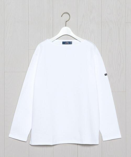 <SAINT JAMES>OUESSANT SOLID/カットソー.