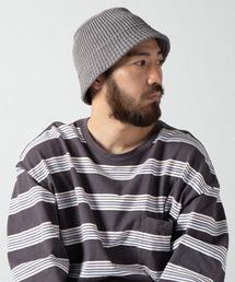 RACAL(ラカル)のPaper Blend Knit Bucket Hat / ペーパーブレンドニットバケットハット(ニットキャップ/ビーニー)