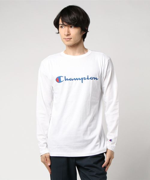 Champion/チャンピオン/LONG SLEEVE T-SHIRTS (C3-J426)