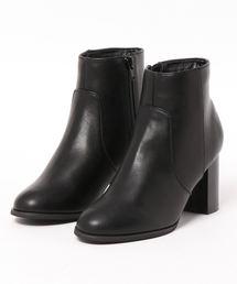 N.(N. Natural Beauty Basic)(エヌエヌナチュラルビューティーベーシック)のベーシックショートブーツ(ブーツ)