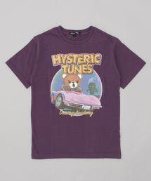 HYSTERIC TUNES pt Tシャツ【L】パープル