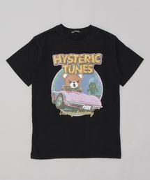 HYSTERIC TUNES pt Tシャツ【L】ブラック