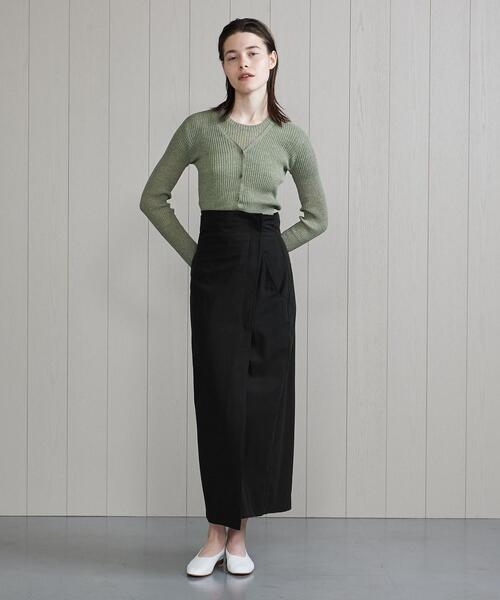 <H>HIGH WAIST TIGHT SKIRT/スカート