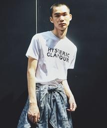 HYS SYMBOL プリント Tシャツ
