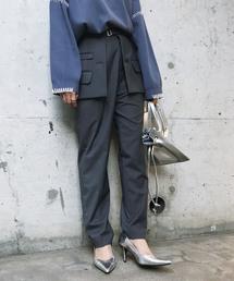 AMERI(アメリヴィンテージ)のJACKET BELT PANTS(パンツ)